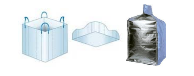 big bags et saches en aluminium