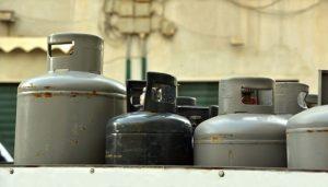 Stocker vos bouteilles de gaz dans des armoires de sécurité adaptées