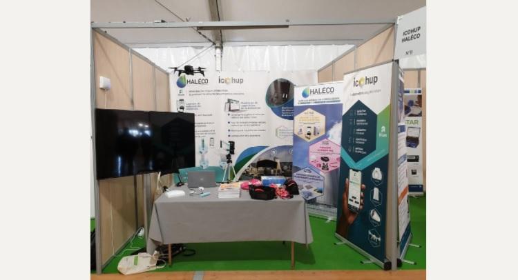 Salon ATSR 2021 à Cadarache : découvrez les solutions FME et radioprotection Haléco